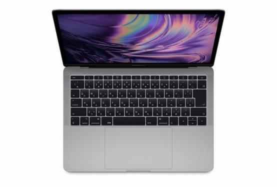 13インチMacBookPro