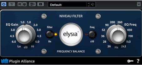 elisya niveau filter