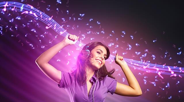 ハイレゾミュージック女性